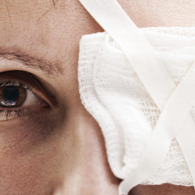 Зимовий травматизм очей, його причини та профілактика