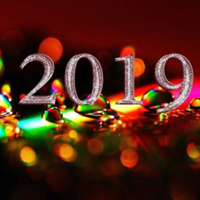 Асоціація дитячих офтальмологів та оптометристів України вітає усіх з Новим роком 2019!
