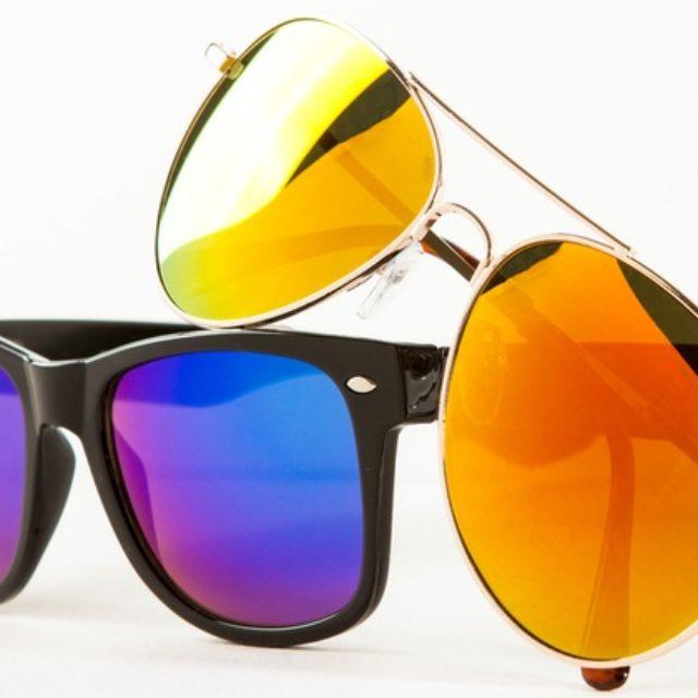 Чому і як слід правильно підбирати сонцезахисні окуляри