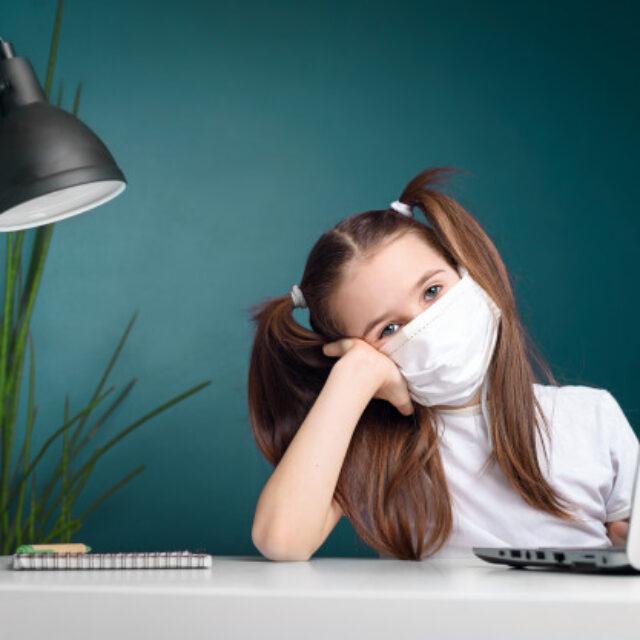Кілька порад як захистити очі вашої дитини від перенавантаження протягом дистанційного навчання