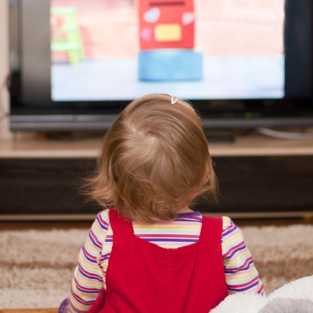 Чи шкідливий для зору дітей перегляд телевізору?