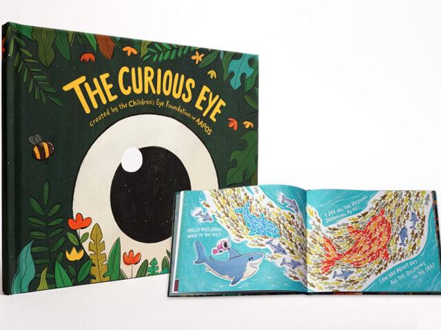 Дитяча книга, яка допоможе виявити порушення кольорового зору