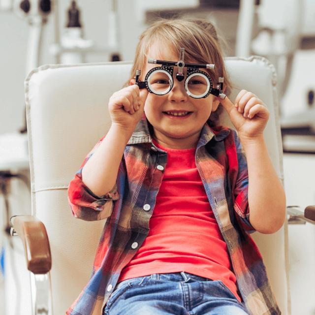 Основні досягнення в дитячій офтальмології за останні 20 років