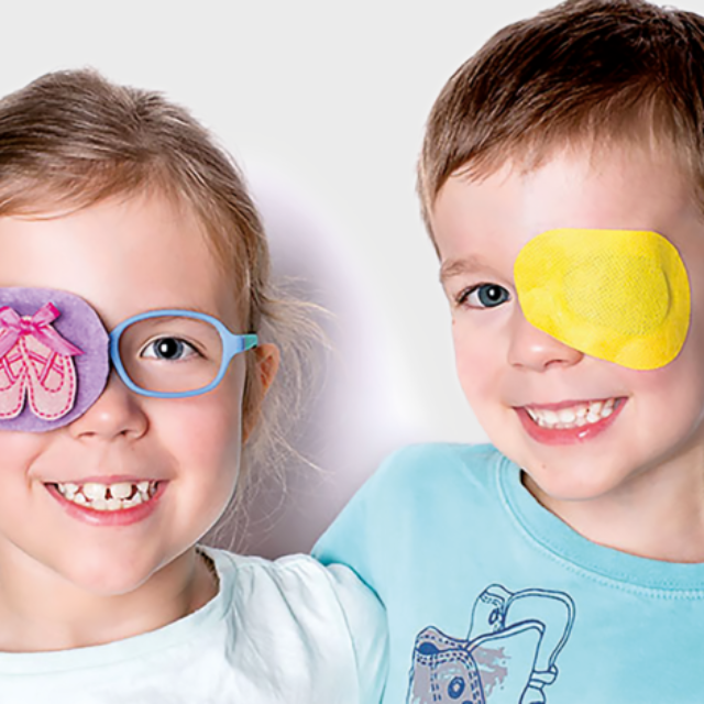Чи ефективна комбінація атропіну із оклюзією ока для лікування амбліопії у дітей?