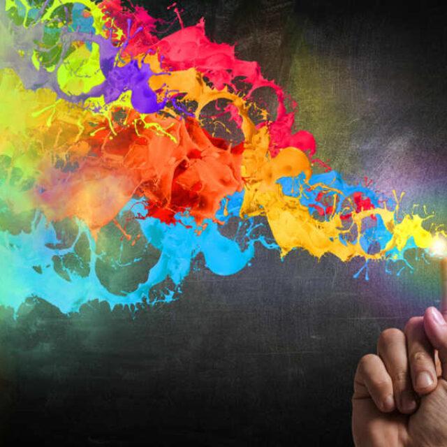 Сліпі люди не можуть бачити кольори, але розуміють їх так само, як і зрячі